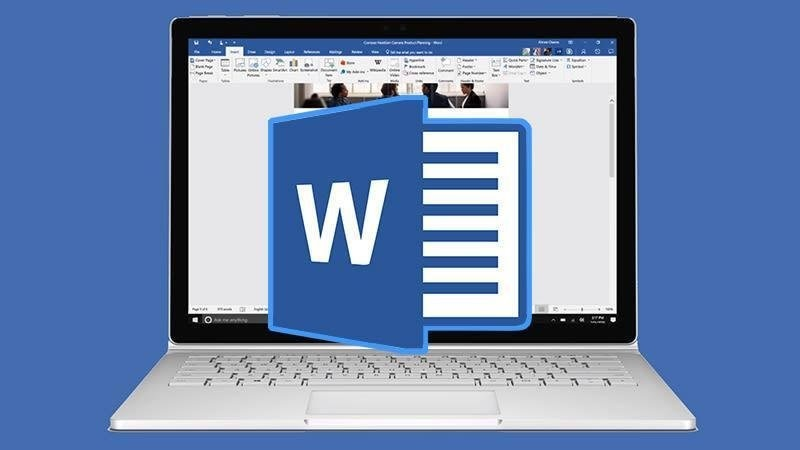 How to add a letterhead in Microsoft Word?