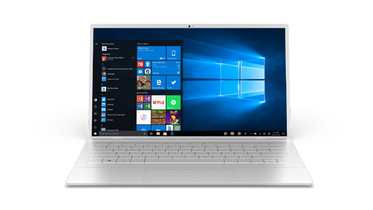 How to screen record on Windows 10 with its native tool?