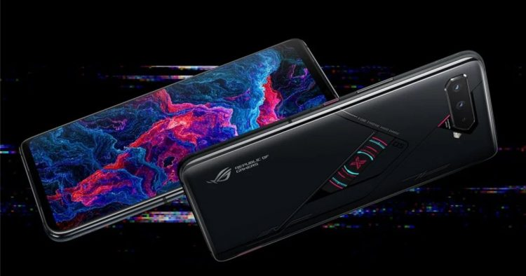 ASUS ROG Phone 5S is powered by Snapdragon 888+ and 18GB RAM