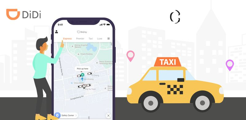 DiDi, a Chinese transport app, suspended plans to expand into Europe