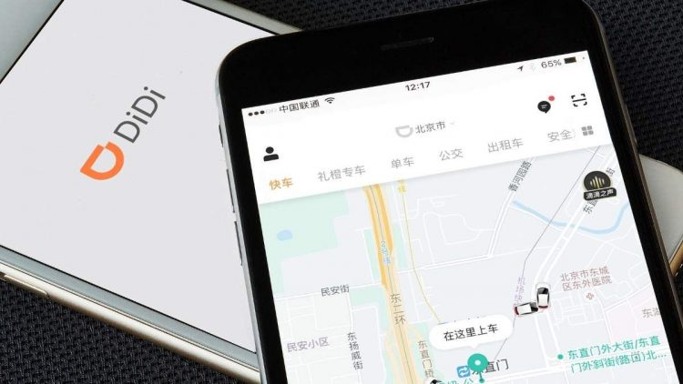 China based transport app DiDi suspended plans to expand into Europe