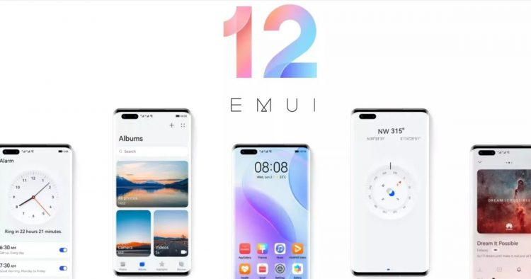 Huawei launches EMUI 12 with a completely revamped design and many new features