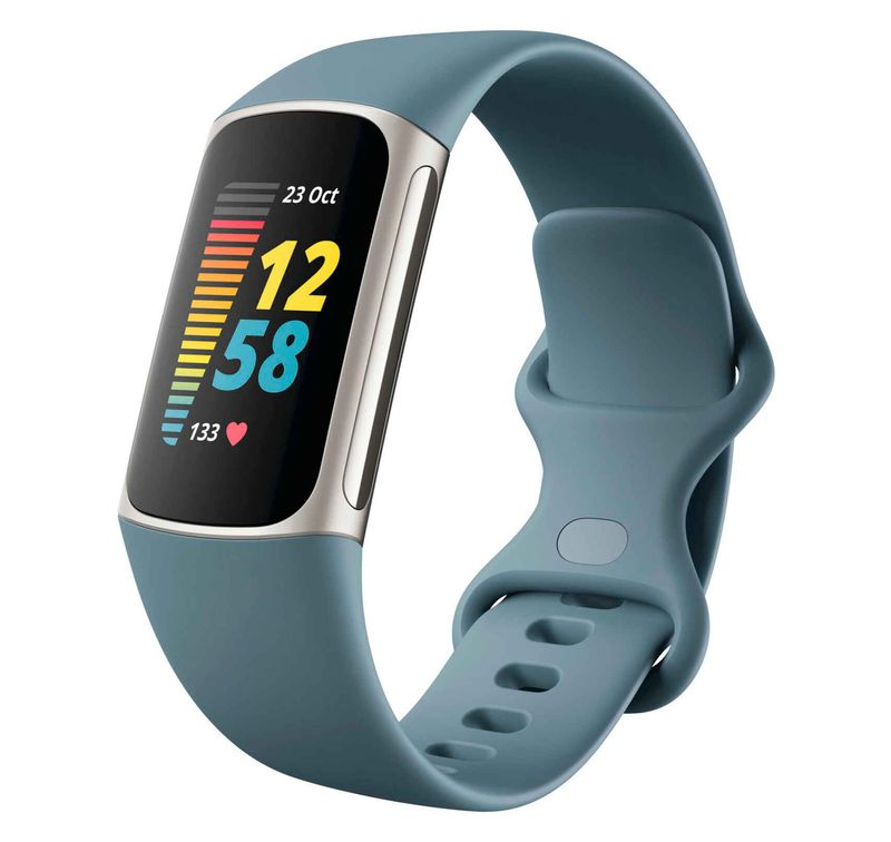 Google's new smart wristband leaked: Fitbit Charge 5