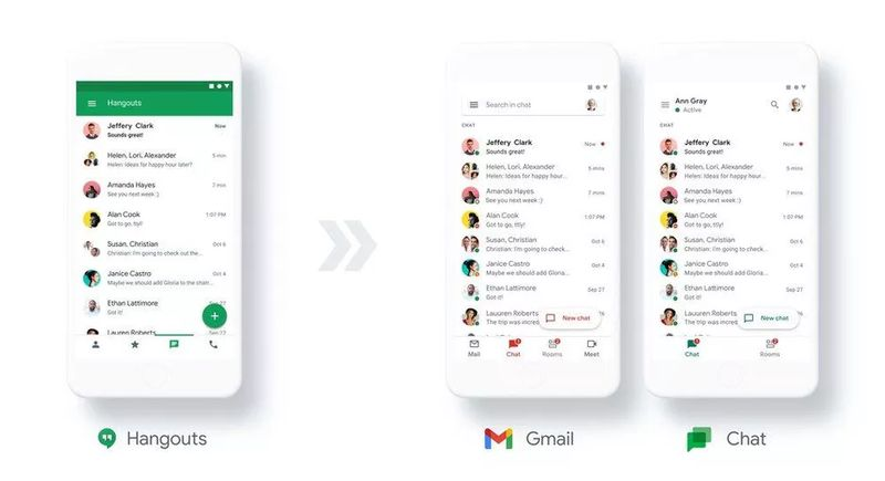 Google to close Hangouts soon: Transition to Google Chat begins