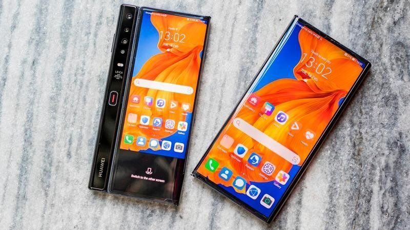 Huawei prepares a rollable cell phone, according to a patent