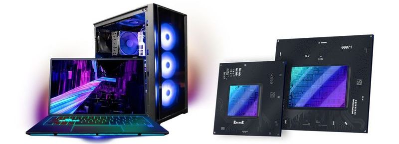 Intel ARC, the brand of graphics cards that want to tempt gamers and compete with the best of NVIDIA and AMD, is born