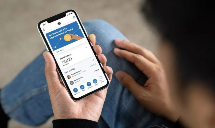 Paypal now accepts cryptocurrency payments in the US and UK