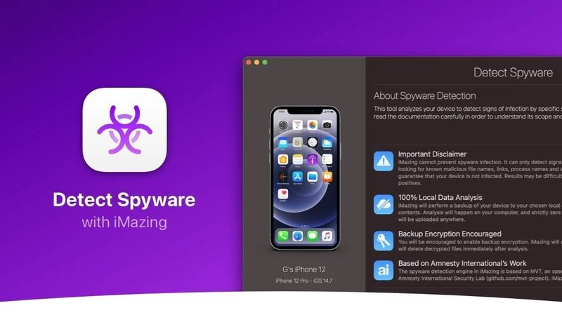 How to check if your iPhone has been infected with Pegasus spyware?