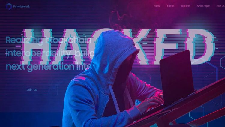 Attackers steal 0 million after breaching the DeFi Poly Network protocol