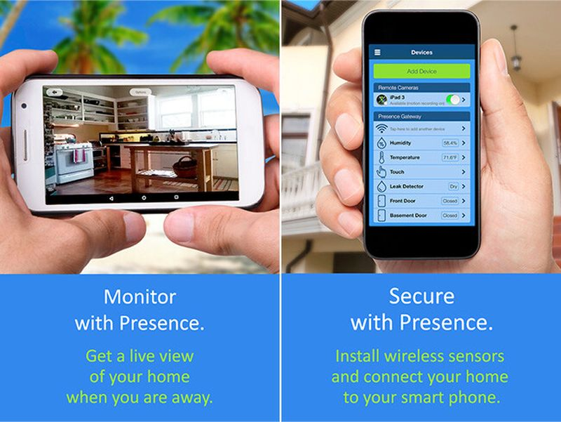 Seven apps to turn your cell phone into a surveillance camera