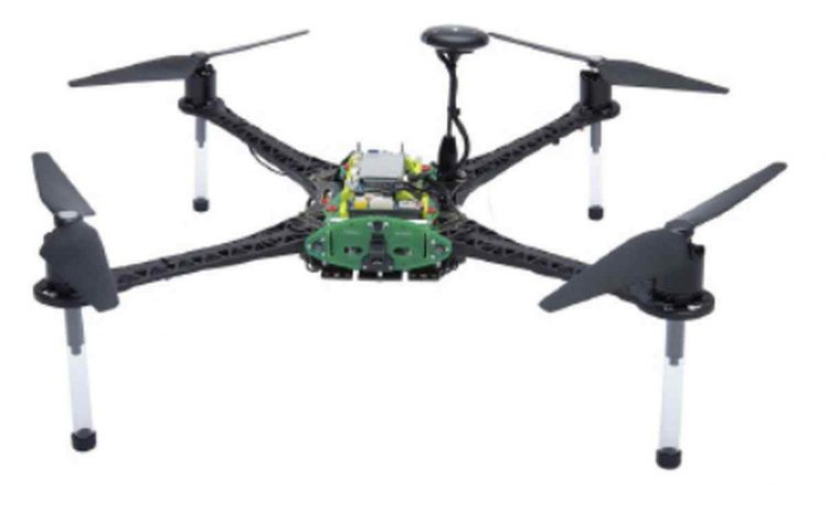 Qualcomm introduced its first drone platform