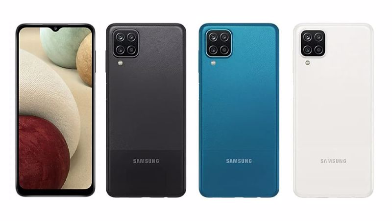 Samsung re-releases the Galaxy A12 with Exynos chip and a surname you won't forget: Samsung Galaxy A12 Nacho