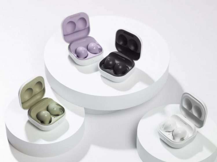 New Samsung Galaxy Buds 2: Active noise cancellation comes to Samsung's cheapest earbuds