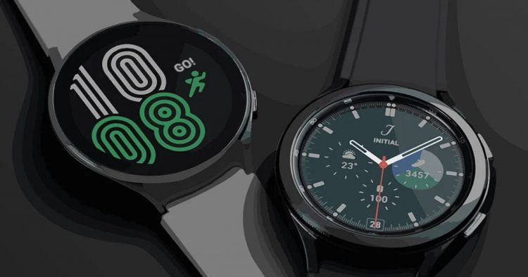 New Samsung Galaxy Watch 4, the first Samsung watch with WearOS in years