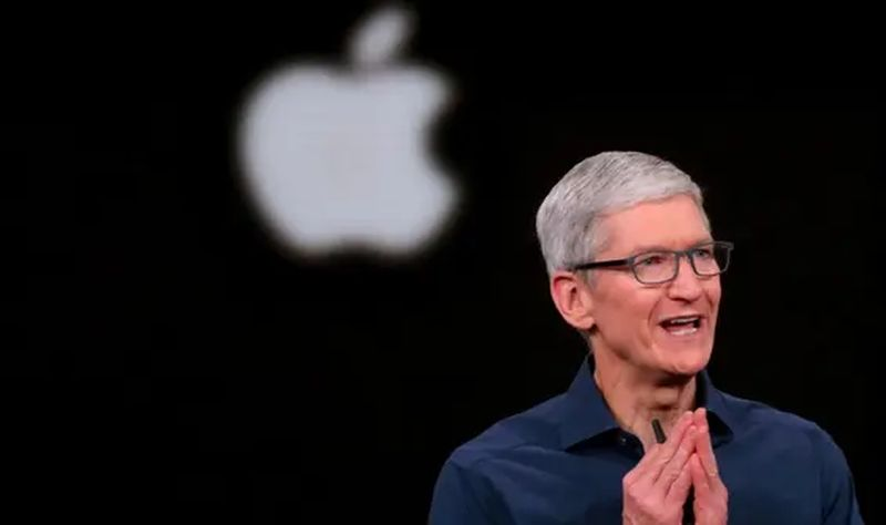 Tim Cook considers resigning after another 'big launch'