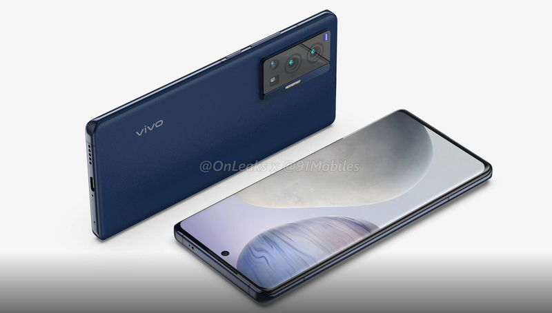 Vivo X70 Pro leaks in video and gives us a glimpse of its design and some important features