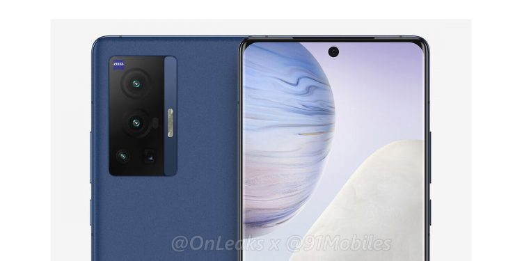 Leaked video shows Vivo X70 Pro design and features