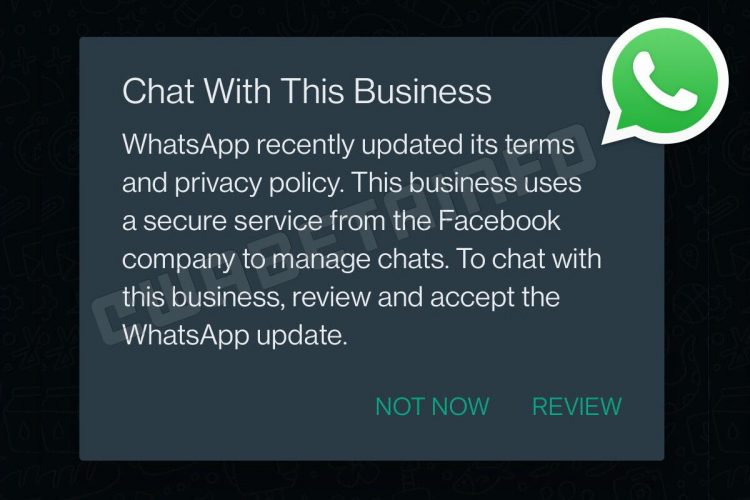 WhatsApp privacy changes will finally be optional