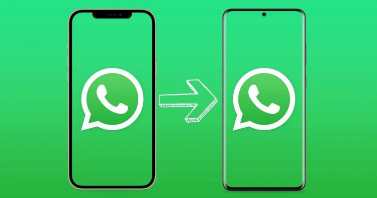 WhatsApp makes official: You can now transfer chats between Android and iPhone