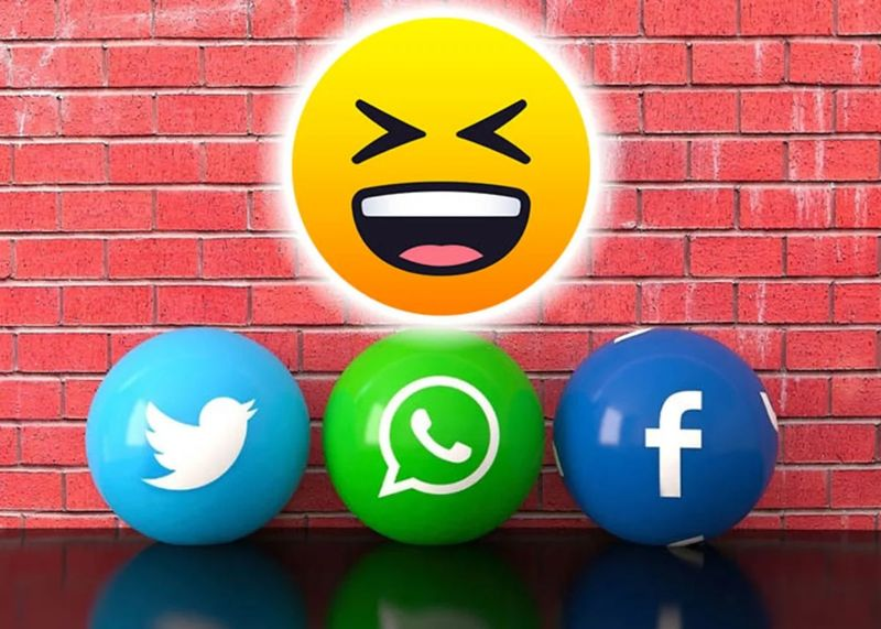 What does XD mean on WhatsApp and social networks?