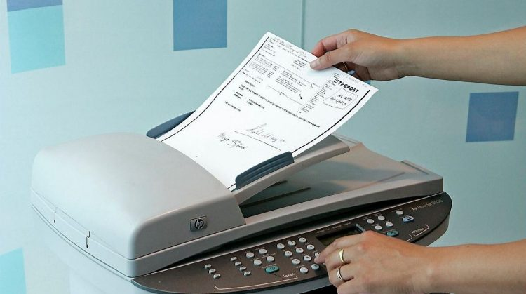 How to send a fax from your phone?