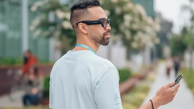 More details of Facebook Project Aria AR glasses emerge