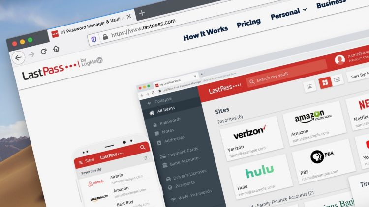 How to delete a LastPass account?