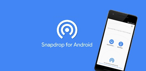 Snapdrop is a free AirDrop alternative for Android devices
