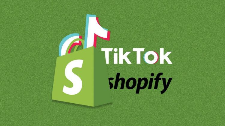 Shopify and TikTok join forces: Users will be able to directly shop from app