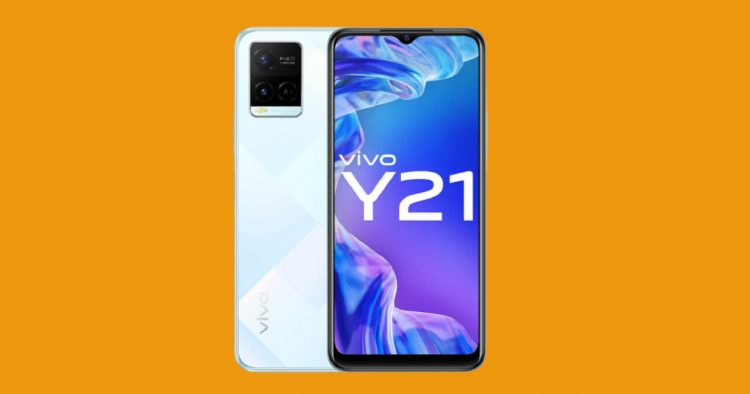 Vivo Y21 is launched: Specs, price and release date