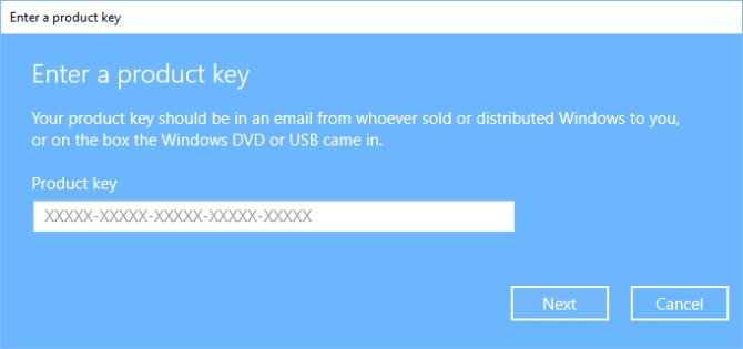 How to find the Windows product key?