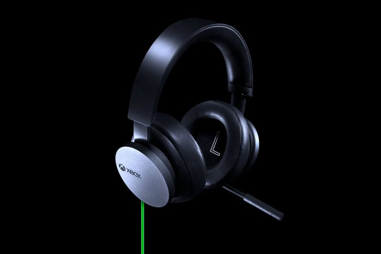Microsoft launches a new wired Xbox stereo headset