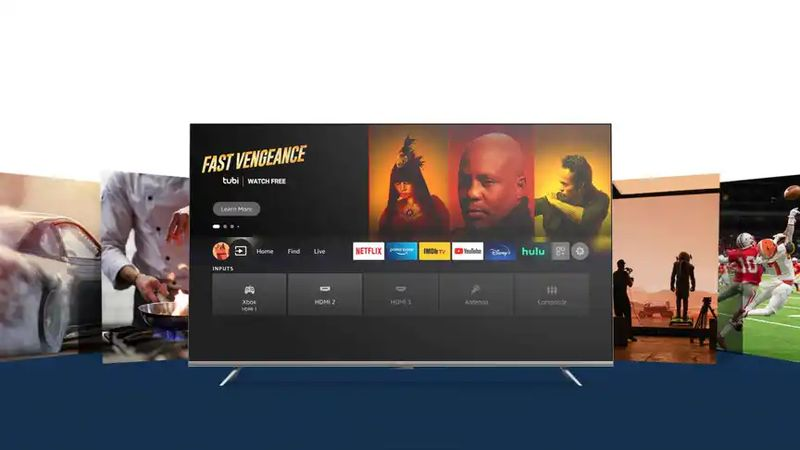 New Amazon Fire TV Omni and Amazon Fire TV 4: Features and prices