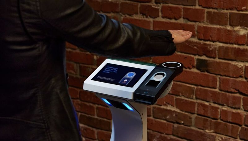 Amazon One, the palm-based identification system, reaches stadiums and concert halls