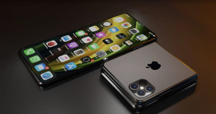 iPhone with foldable screen to arrive in 2024