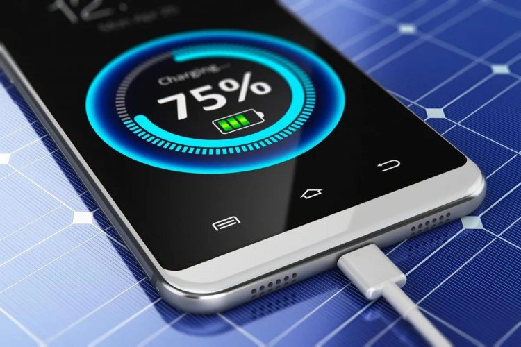 How does fast-charging up to 120 W affects the health of phone batteries?