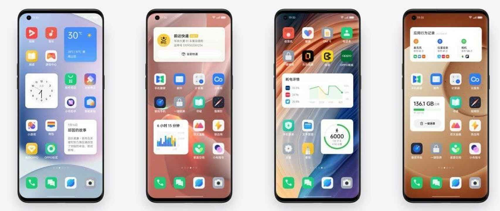 OPPO's Android 12 version is official: Color OS 12