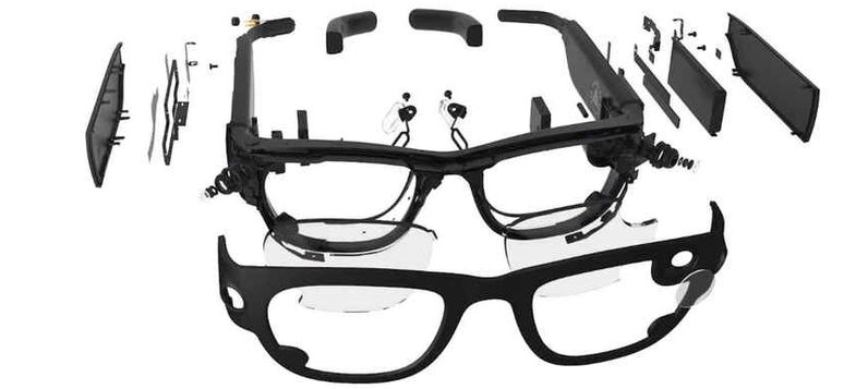 Facebook and Ray-Ban to unveil smart glasses