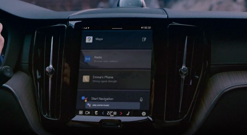 Google's Android Automotive OS will be use in new cars