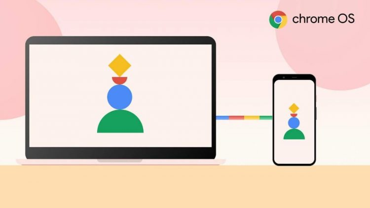 Google working on a feature to connect Android 12 and Chrome OS