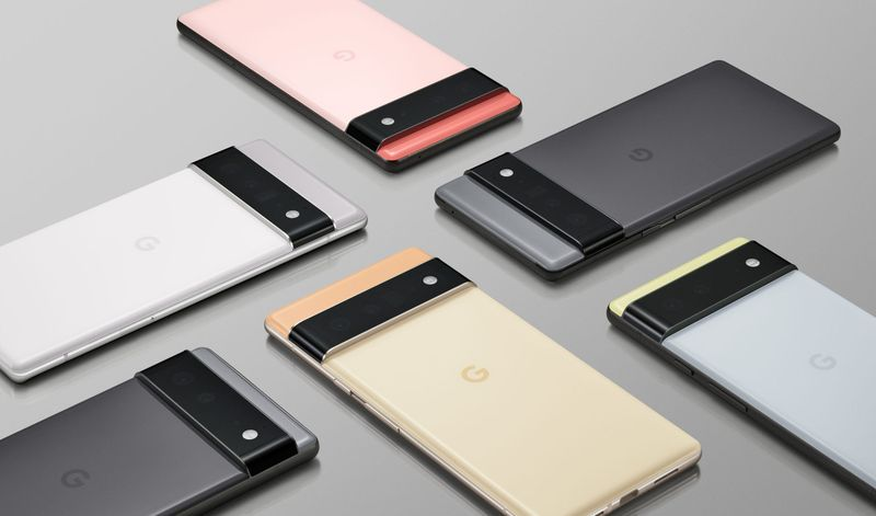New features of Google Pixel 6 and Pixel 6 Pro