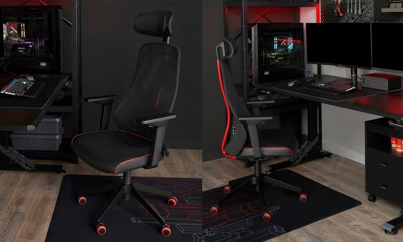 IKEA officially launches gaming furniture collection with ASUS ROG