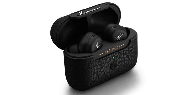 Marshall introduces its first True Wireless ANC headphones