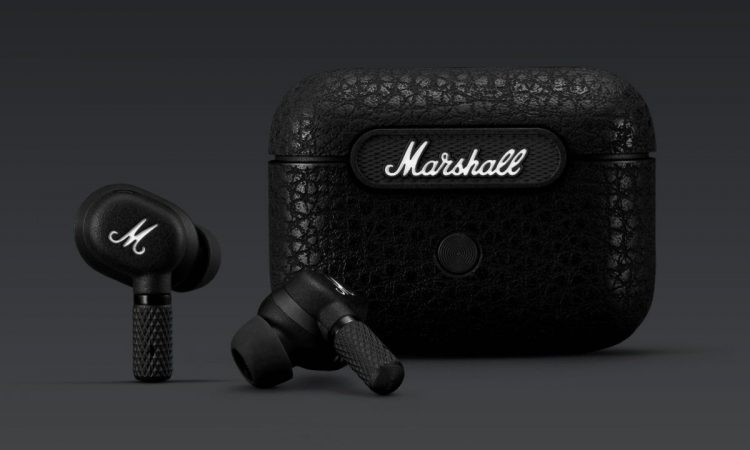 Marshall introduces its first Wireless ANC headphones: Marshall Motif ANC