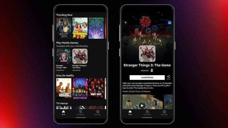 How to download all Netflix games for Android?