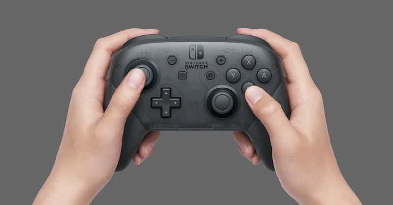Nintendo has a new controller on the way for Nintendo Switch