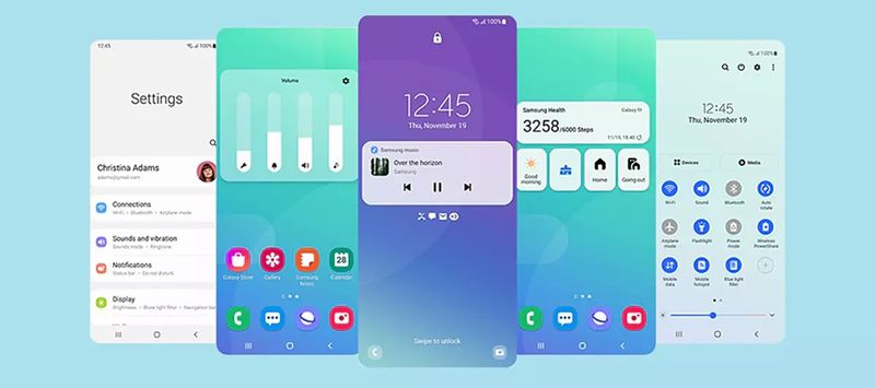 One UI 4 is here! First Samsung to receive the beta