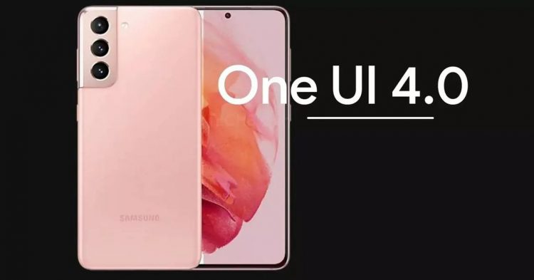 One UI 4 is coming and the first Samsung phones to receive the beta is S21 series