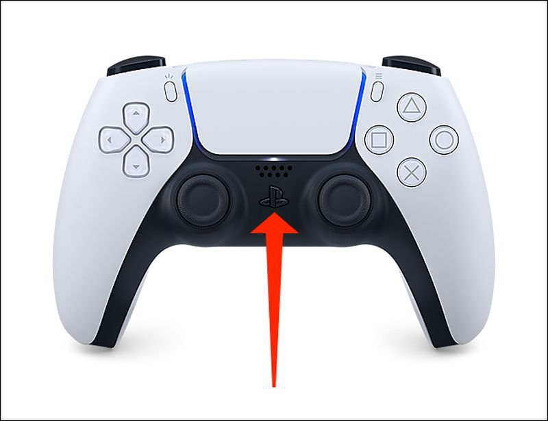 Here's how to turn off a PS5 controller when it is paired via Bluetooth