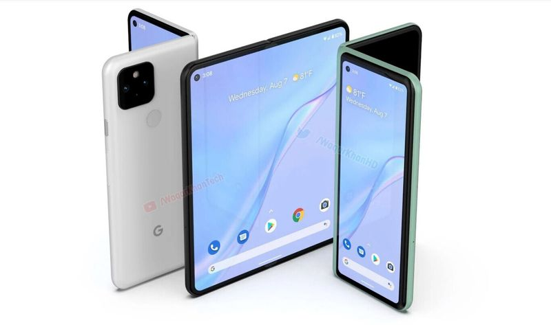 Google isn't satisfied with 'Pixel Fold' and is already preparing a second Galaxy Z Flip-style foldable phone